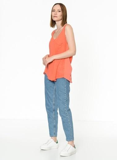 Calvin Klein Gömlek Oranj
